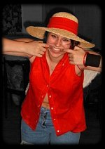 Cosplay-Cover: Monkey D Luffy
