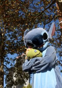 Cosplay-Cover: Stitch Pelekai / Experiment 626