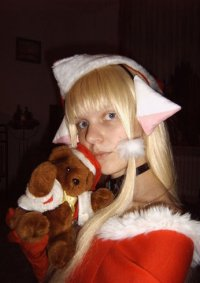 Cosplay-Cover: X-mas Chii