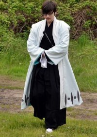 Cosplay-Cover: Aizen Sousuke