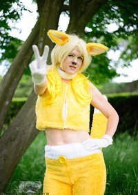 Cosplay-Cover: Tails (Sonic X)