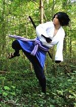 Cosplay-Cover: Uchiha Sasuke (white Version)