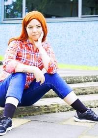 Cosplay-Cover: Amy Pond [The Impossible Astronaut]
