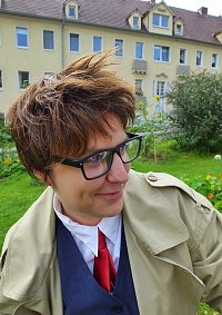 Cosplay-Cover: 10th Doctor