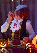 Cosplay-Cover: Shoto Todoroki (Halloween)