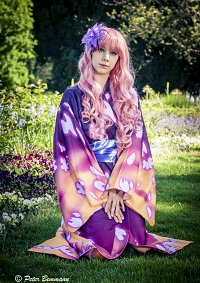 Cosplay-Cover: Luka Megurine