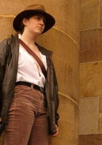 "Cosplay-Cover: Dr. Henry ""Indiana"" Jones Junior"