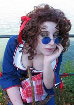 Cosplay-Cover: Mrs. Lovett ~by the sea~
