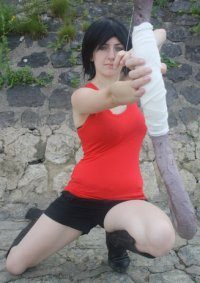 Cosplay-Cover: Lemmiwinks (Archer)