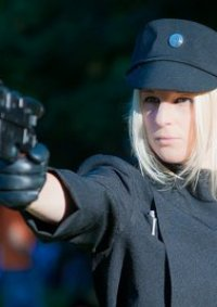 Cosplay-Cover: Juno Eclipse (imperiale lange Uniform)