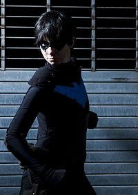 Cosplay-Cover: Nightwing