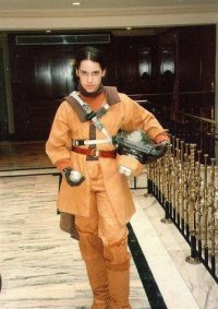 Cosplay-Cover: Leia as Boushh