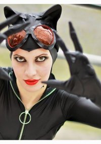 Cosplay-Cover: Catwoman (Gotham City Sirens)