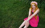 Cosplay-Cover: Aurora- Disney Beach Princess