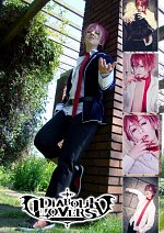 Cosplay-Cover: Ayato Sakamaki 逆巻 アヤト~ Ryotei school uniform