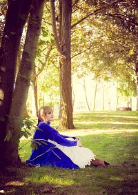 Cosplay-Cover: Saber