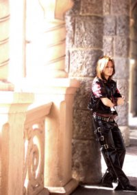 Cosplay-Cover: Leon [Squall Leonhart]