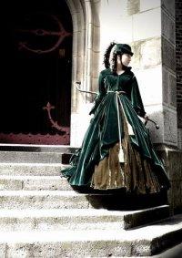 Cosplay-Cover: Scarlett O'Hara [Curtain Dress](Vom Winde verweht)