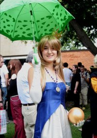 Cosplay-Cover: Froschprinzessin