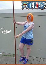 Cosplay-Cover: Nami • Rivers Mountain