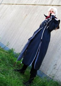 Cosplay-Cover: Arawn
