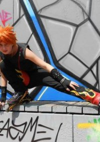 Cosplay-Cover: Spitfire (Freestyle - Fire)