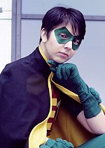 Cosplay-Cover: Robin III [Tim Drake]