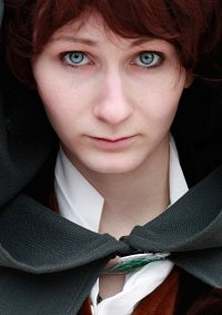 Cosplay-Cover: Frodo Beutlin