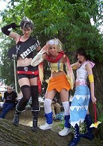 Cosplay-Cover: Yuna Fairy (KH2)