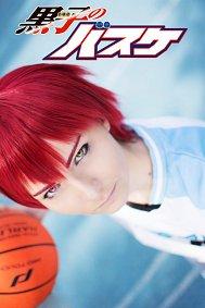 Cosplay-Cover: Akashi Seijûrô [Rakuzan]
