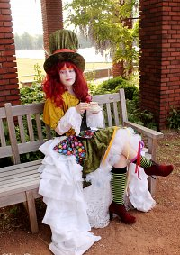 Cosplay-Cover: Female Madhatter