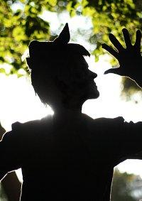 Cosplay-Cover: Peter Pans Schatten