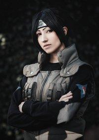 Cosplay-Cover: Sasuke Uchiha [Police Force]