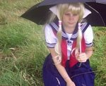 Cosplay-Cover: Chii [school]