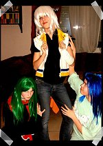 Cosplay-Cover: Saix (Schlaf Version)