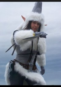 Cosplay-Cover: Kahvi