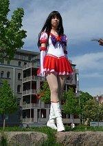 Cosplay-Cover: Eternal Sailor Mars ~ Manga Version ~