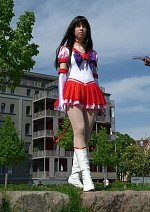 Cosplay-Cover: Eternal Sailor Mars ~ Manga Version ~
