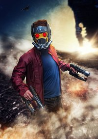 Cosplay-Cover: Starlord