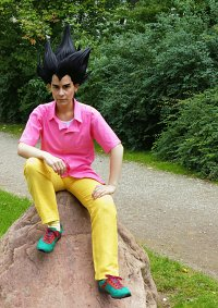 Cosplay-Cover: Vegeta [Badman]