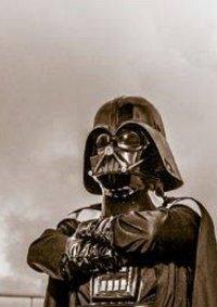 Cosplay-Cover: Darth Vader (mini)