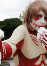 Cosplay-Cover: Female Titan