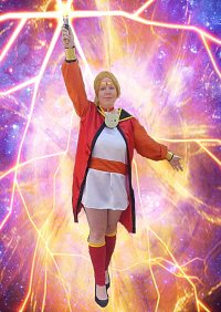 Cosplay-Cover: Sailor Gallifrey