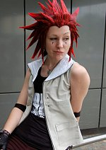 Cosplay-Cover: Axel [NeXt Generation]
