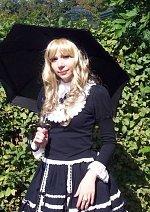 Cosplay-Cover: lolita (ap schwarz/weiß rock) 4