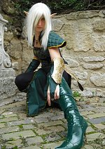 Cosplay-Cover: Blutelfe