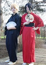 Cosplay-Cover: Sasuke Yukata Version