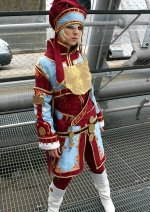Cosplay-Cover: Ion Fortuna [Artwork - Rote Uniform]