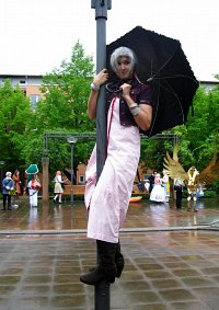 Cosplay-Cover: Sephiroth Aerith-Outfit
