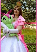 Cosplay-Cover: Mimi Tachikawa - Prinzessin Karaoke